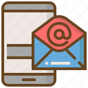 commerce, digital, email, marketing, seo, technology, website icon