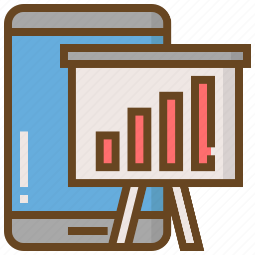 commerce, digital, graph, marketing, seo, technology, website icon