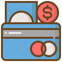 card, commerce, credit, digital, marketing, money, website icon