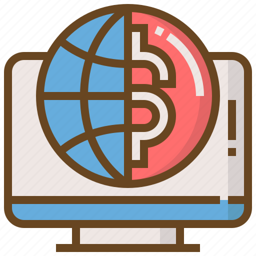 commerce, digital, marketing, money, seo, technology, website icon