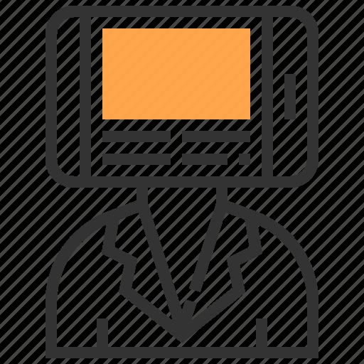 advertising, commerce, digital, marketing, smartphone, strategy, website icon