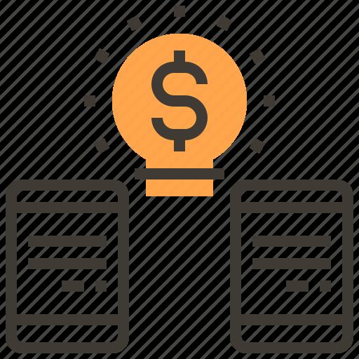 commerce, creative, digital, idea, marketing, strategy, website icon