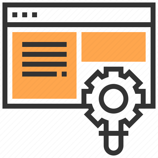advertising, analysis, commerce, digital, marketing, strategy, website icon