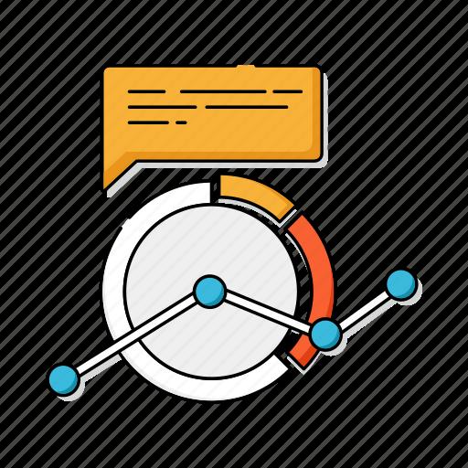 analysis, analytics, business, dashboard, data, information, report icon
