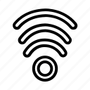 element, media, ui, ux, wifi bar icon