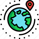 around, earth, globe, location, travel, world