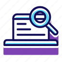 browser, connection, expand, internet, marketing, sales, seo icon