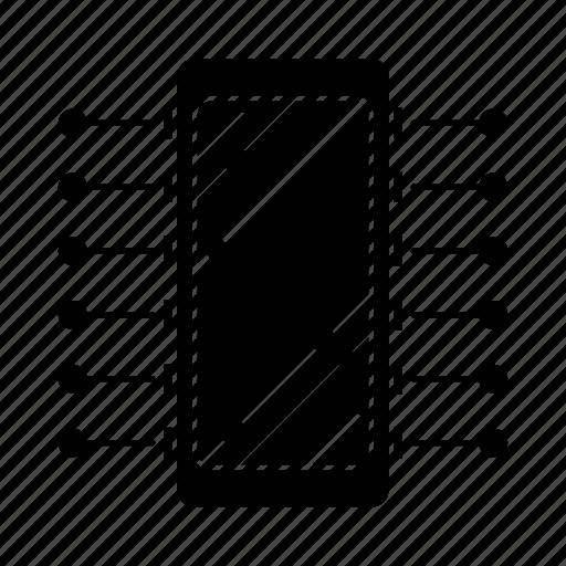 Processor, microprocessor, digital icon