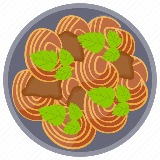 asian cuisine, beef meat, beef stew, fred beef, pork stew icon
