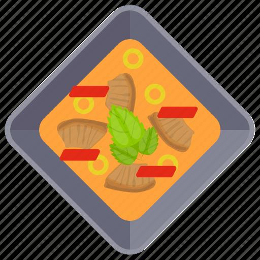 chicken gravy, curry, gravy, gravy sauce, meat gravy icon