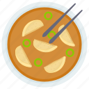 asian food, chinese cuisine, chinese food, curry, gravy icon