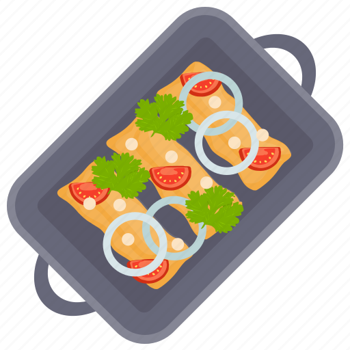 Chicken roll, taco wrap, tortilla fillings, tortilla wraps, wraps icon - Download on Iconfinder