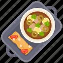 asian food, gravy, jamie's gravy, olive curry, olive gravy