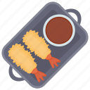 chicken drumsticks, drum mallets, drumsticks, fried food, snacks icon