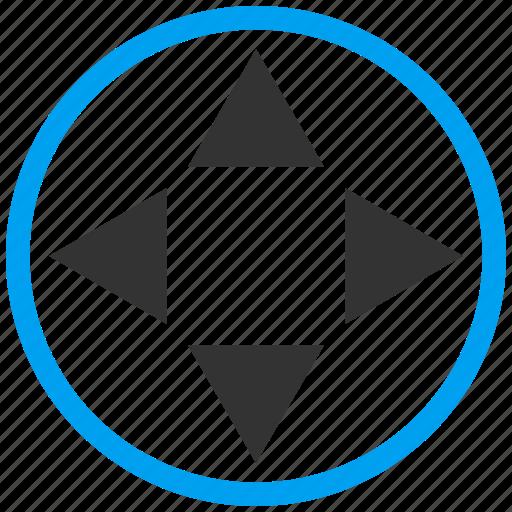 Direction, gps, location, map, navigate, navigation, pointer icon - Download on Iconfinder