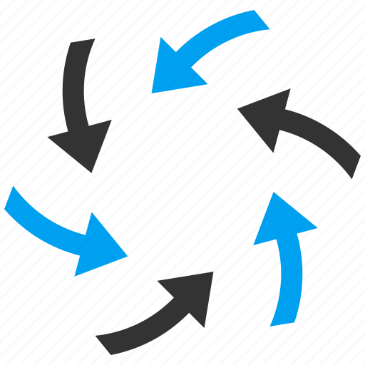 circulation, cycle, recycle, refresh, rotate arrows, twirl, update icon