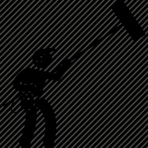 Audio, crew, filming, movie, recorder, recording, sound icon - Download on Iconfinder