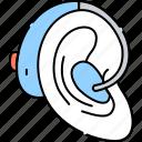hearing, aid, medical, device, ear