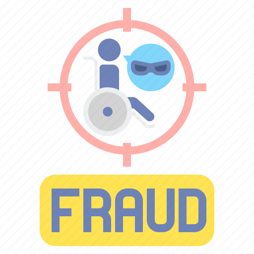 Disability, fraud, handicapped icon - Download on Iconfinder
