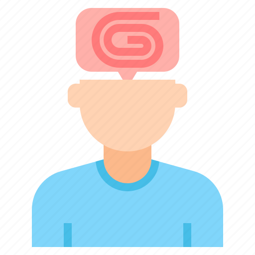 Disability, disease, mental icon - Download on Iconfinder