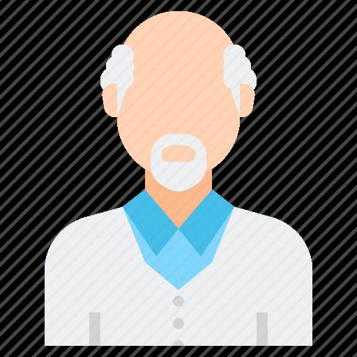 citizen, disability, senior icon