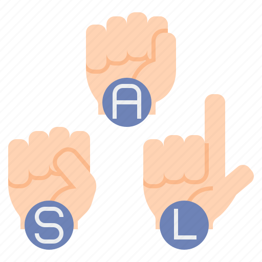 Disability, language, sign icon - Download on Iconfinder