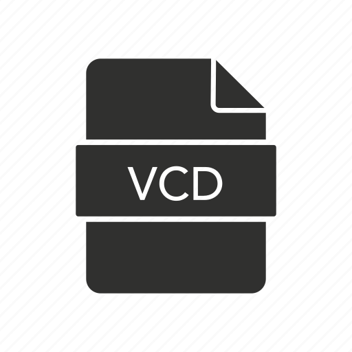 cd, movie, vcd, virtual cd file icon
