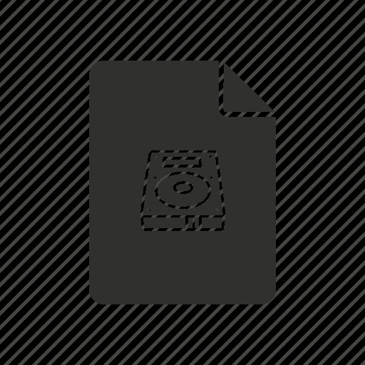 disk, dmg, mac os x disk, storage icon