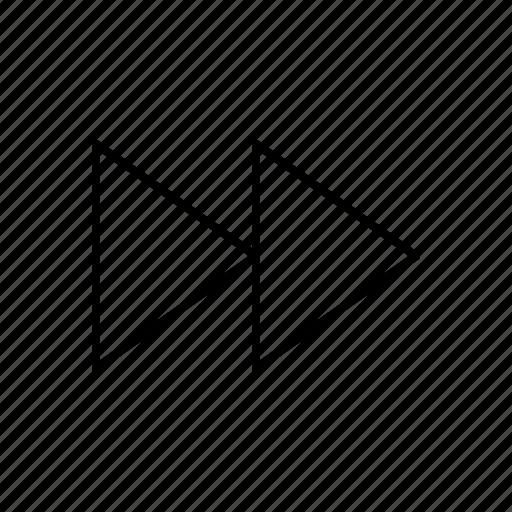 club, dj, forward, music, party icon