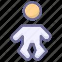 baby, pediatrics icon