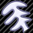 cadre, marrow, skeleton icon