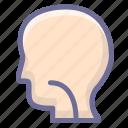 esophagus, oesophagus icon