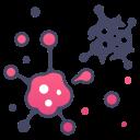 corona, corona virus, coronavirus, covid, disease, flu, health, illness, virus icon