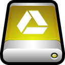 cloud, disk, docs, drive, external, google, storage icon