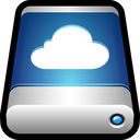 cloud, data, drive, external, icloud, storage icon