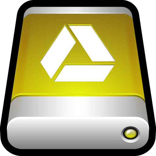 cloud, disk, docs, drive, external, google, storage icon