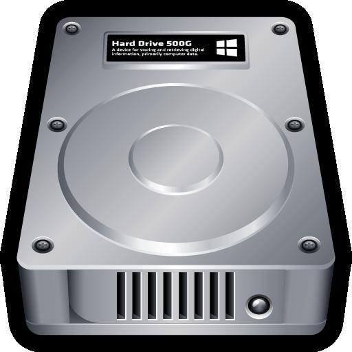 disk, drive, internal, storage, win, windows icon