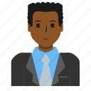 avatar, business, man, person, student, user icon