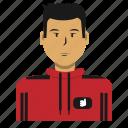 asian, avatar, man, person, sport, user