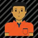 avatar, casual, man, person, user