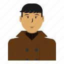 asian, avatar, fashion, man, person, user icon