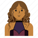 avatar, fashion, person, user, woman icon