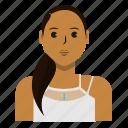 avatar, person, sport, user, woman icon