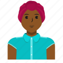 avatar, casual, person, user, woman icon
