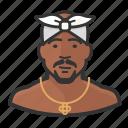 musician, rapper, singer, tupac icon