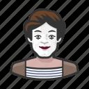 avatar, marceau, marcel, mime