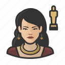 actor, actress, asian, avatar, awards, female icon