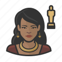 actor, african, avatar, awards, female icon