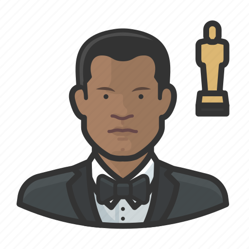 actor, african, avatar, awards, male icon