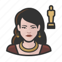 actor, actress, avatar, awards, female icon